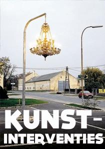 KUNST-INTERVENTIES