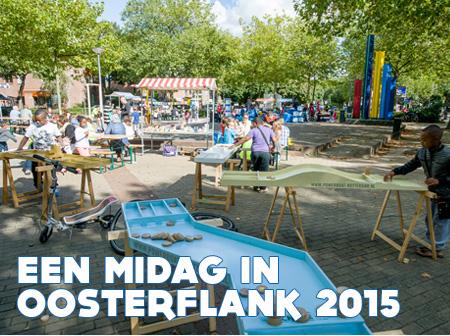 een Middag in Oosterflank 2015